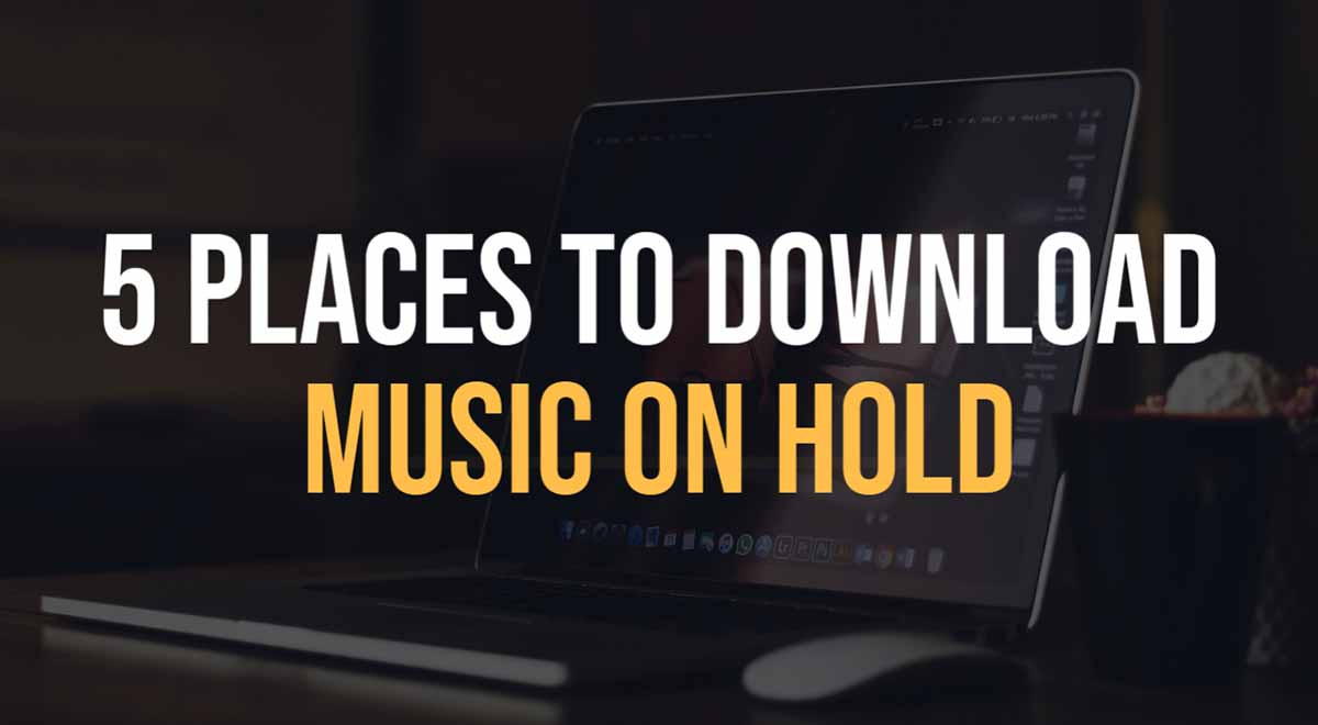5 places to download music on hold