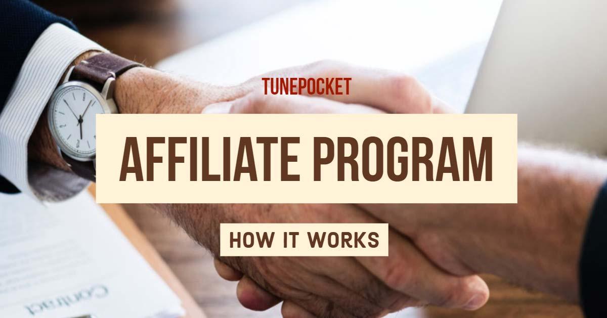 TunePocket Affiliate Program