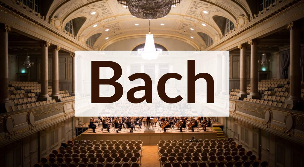 Download Bach Royalty Free Music