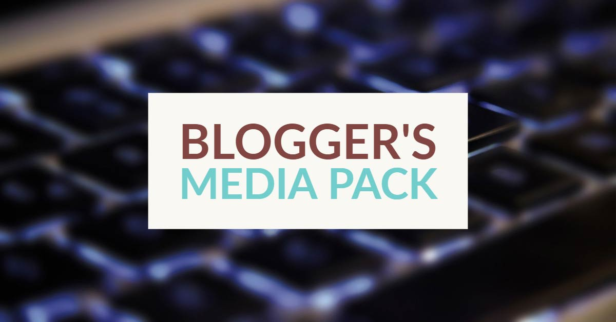 Blogger's Media Pack Helper