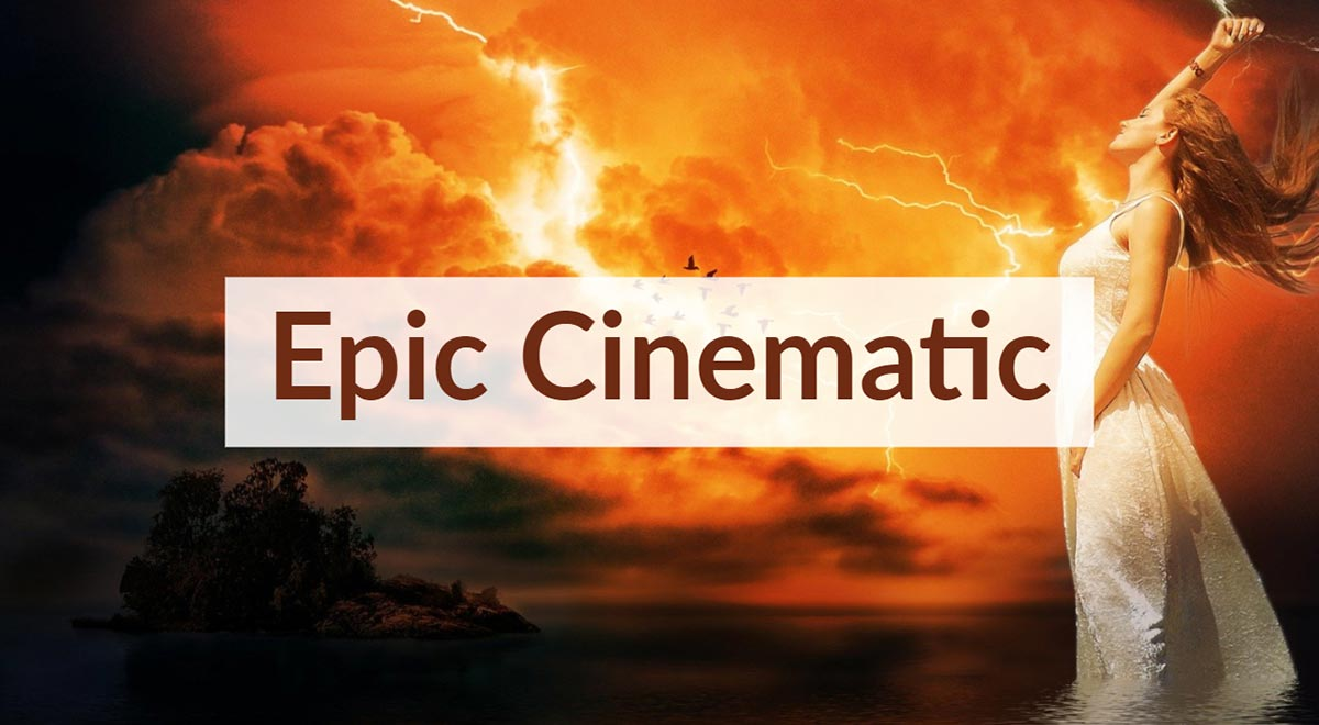 Epic Cinematic Royalty Free Music For Videos