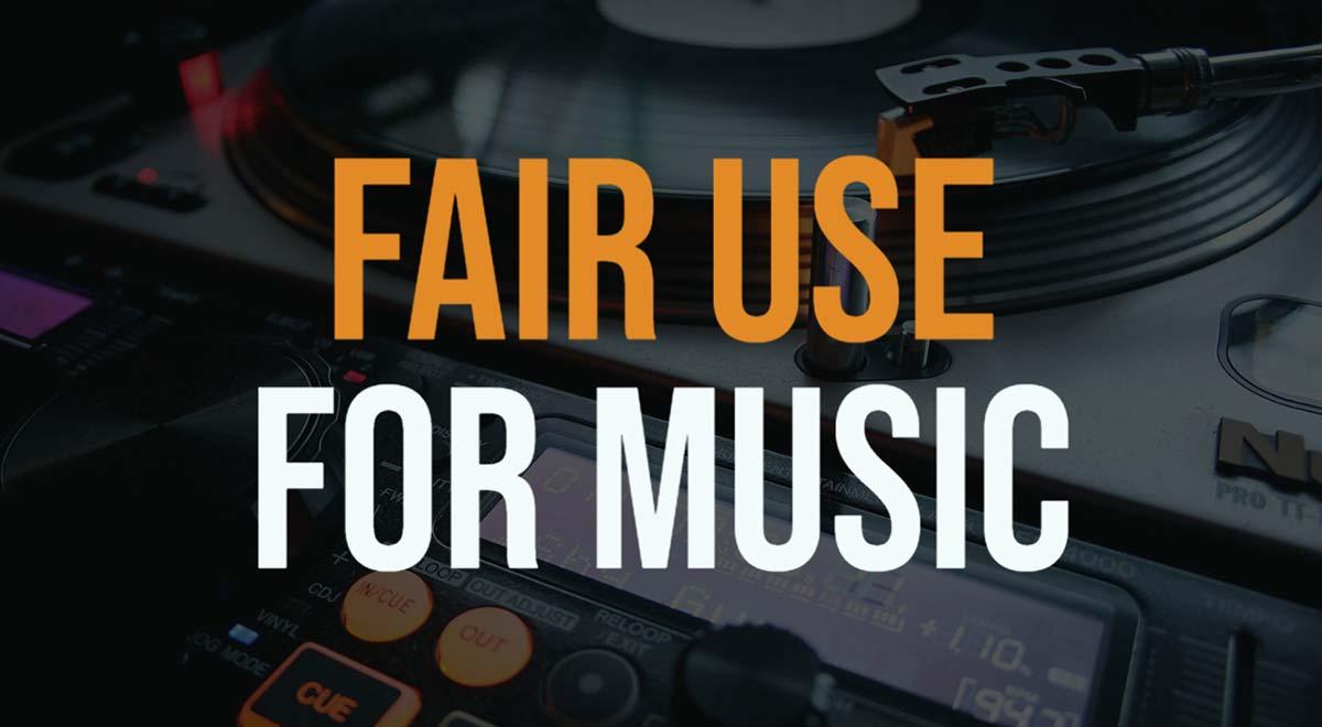 Fair Use For Music