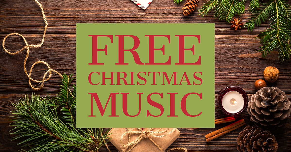 Free Christmas Music Intros Download