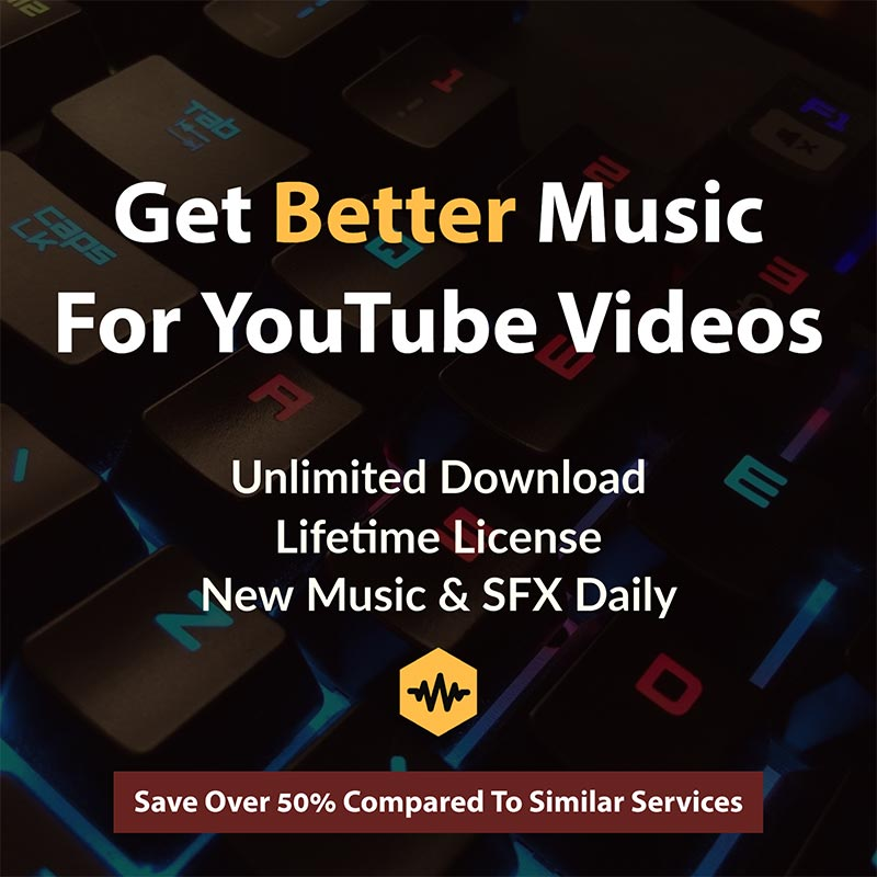 Download better music for YouTube videos