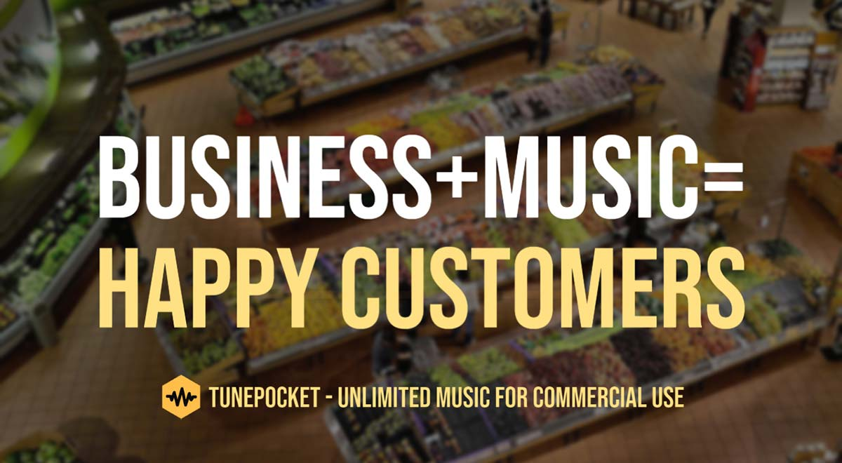 Music And Business Happy Customers