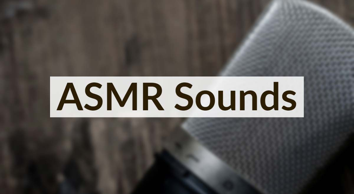 Royalty Free ASMR Sounds