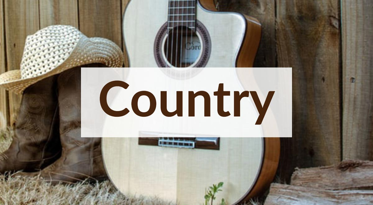 Royalty Free Country Music For Videos