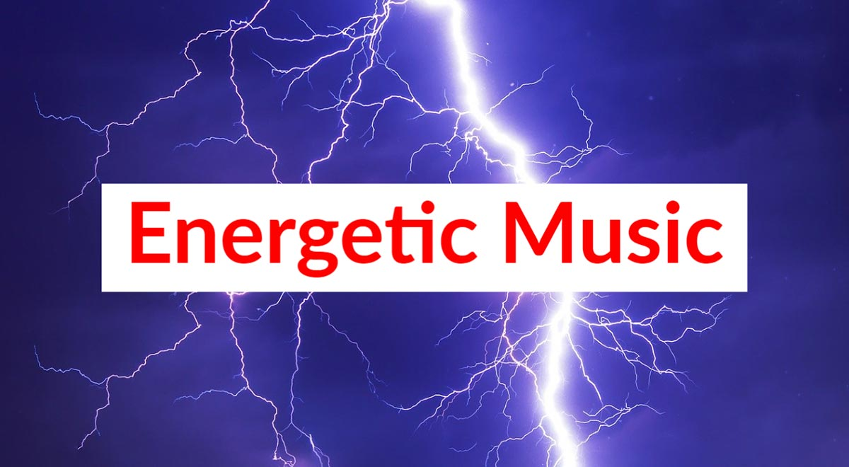 Royalty Free Energetic Music