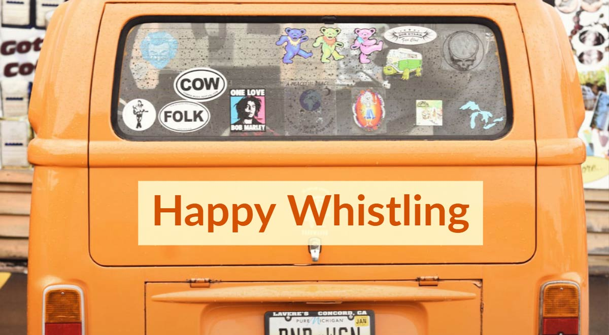 Royalty Free Happy Whistling Music