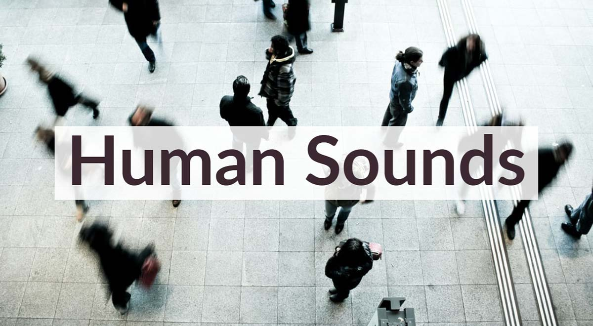 Royalty Free Human Sound Effects