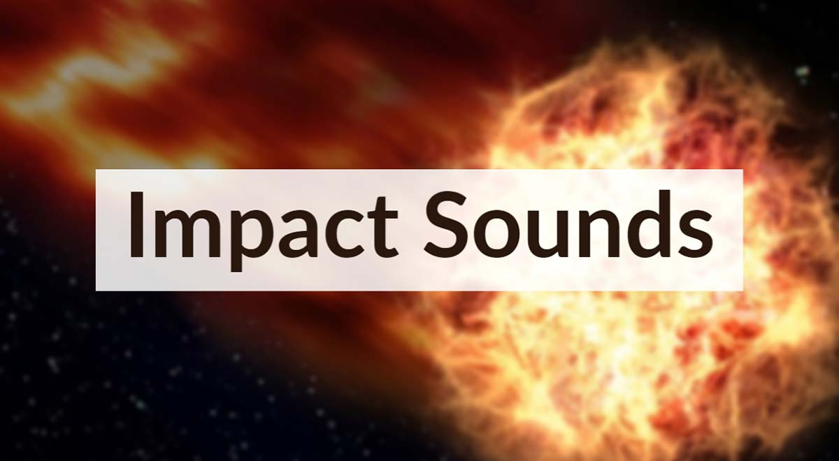 Royalty Free Impact Sound Effects