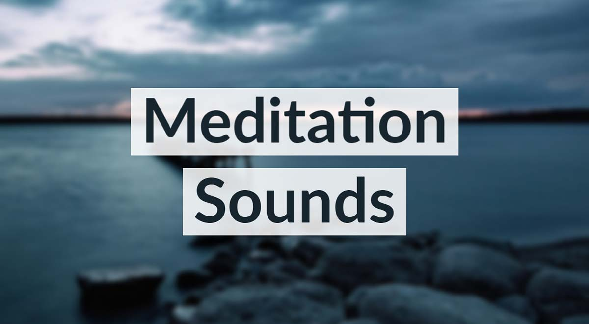 Royalty Free Meditation Sounds