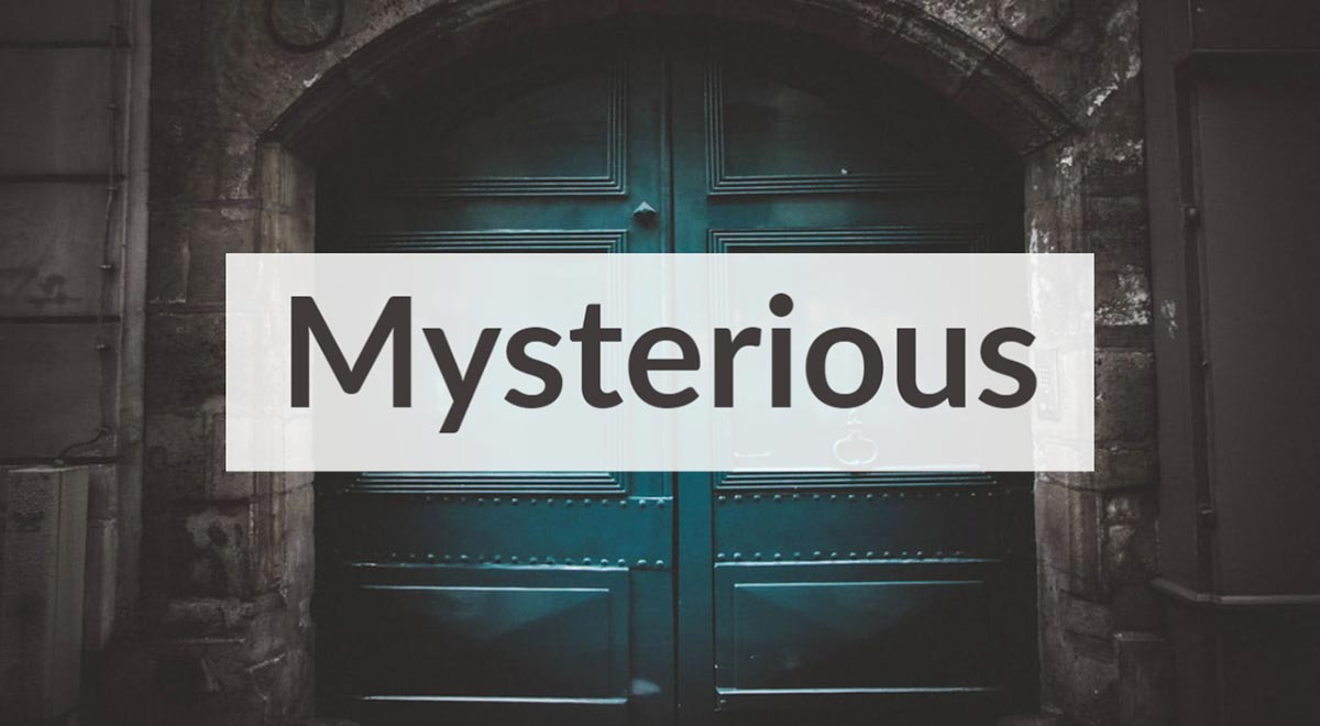Royalty Free Mysterious Music