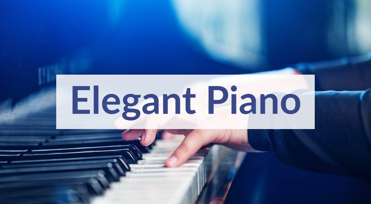 Royalty Free Piano Music