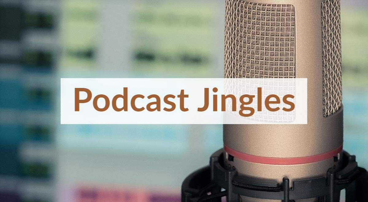 Royalty Free Podcast Jingles Music