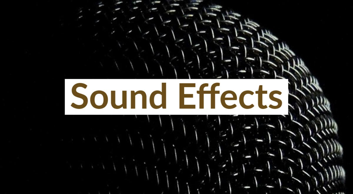 Royalty Free Sounds Effects