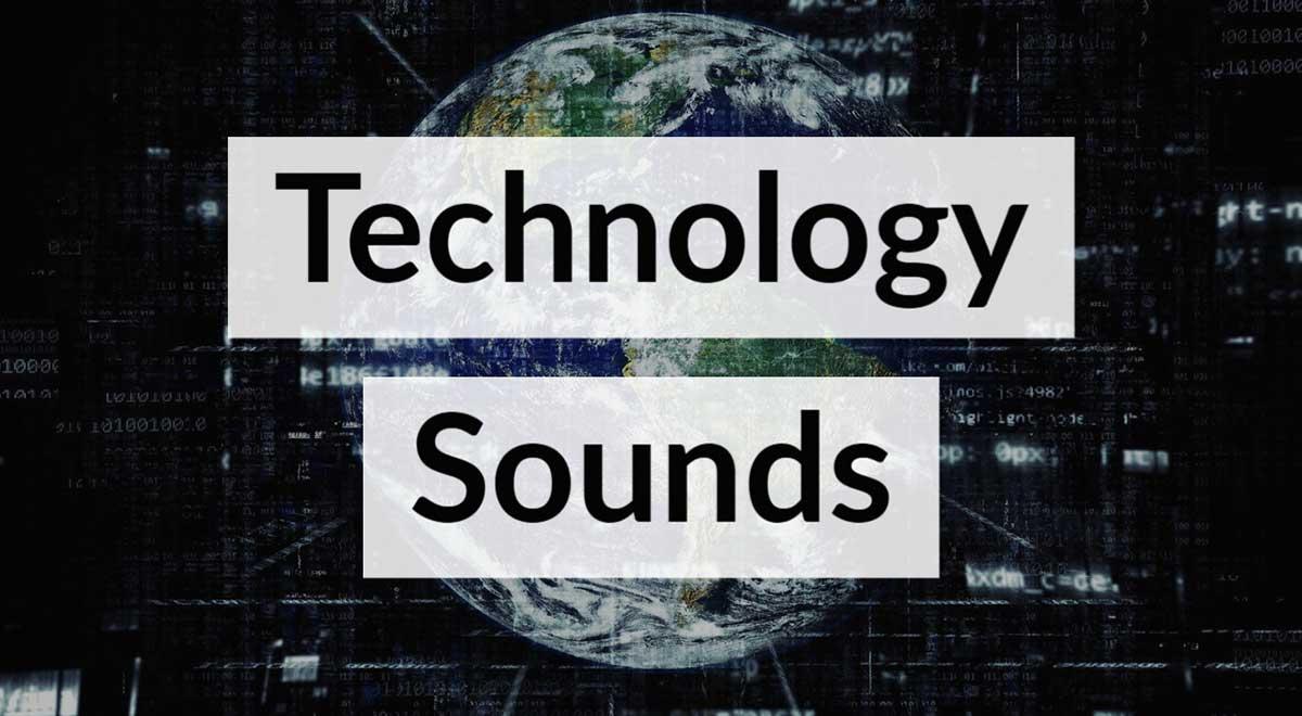 Royalty Free Technology Sounds