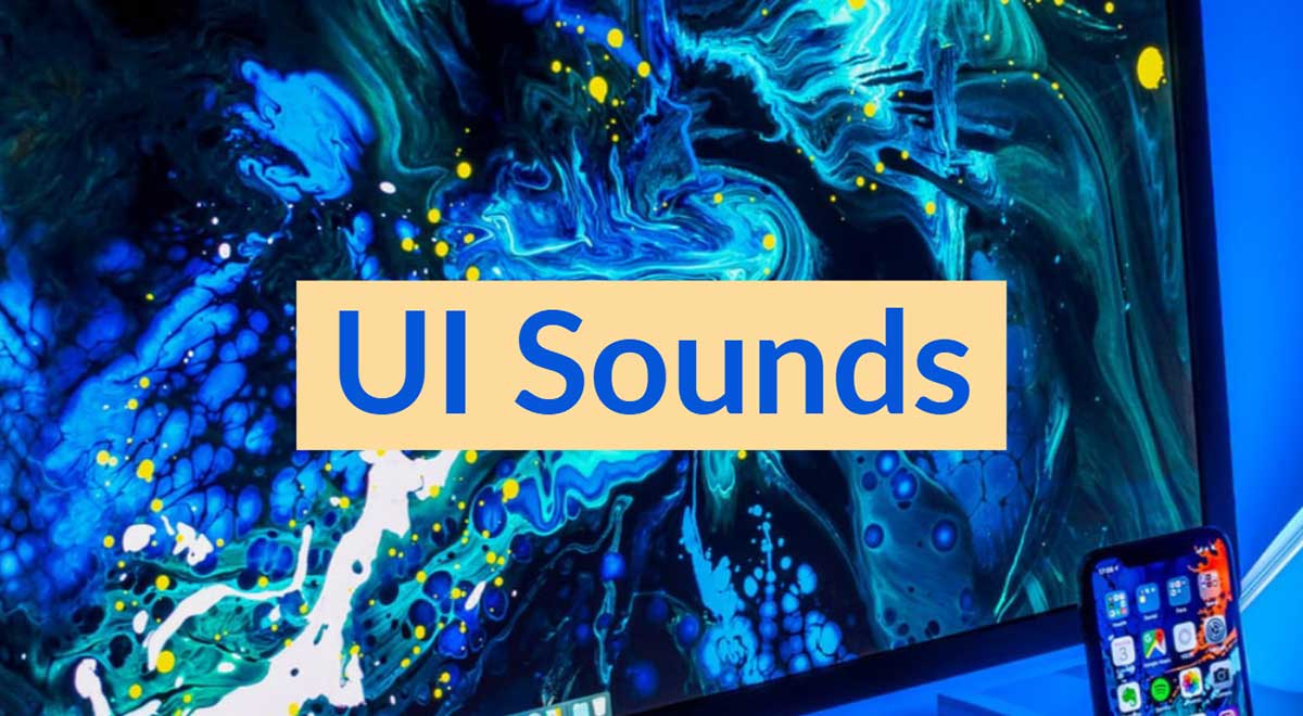 Royalty Free UI User Interface Sound Effects