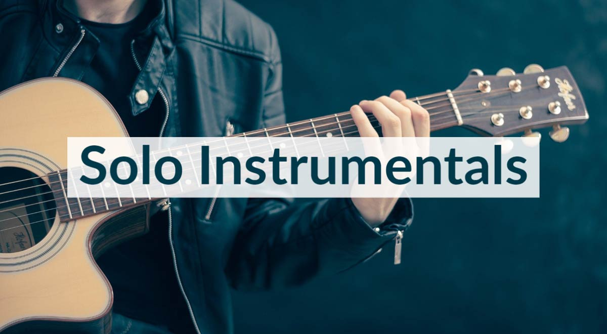 Solo Instrumental Royalty Free Music