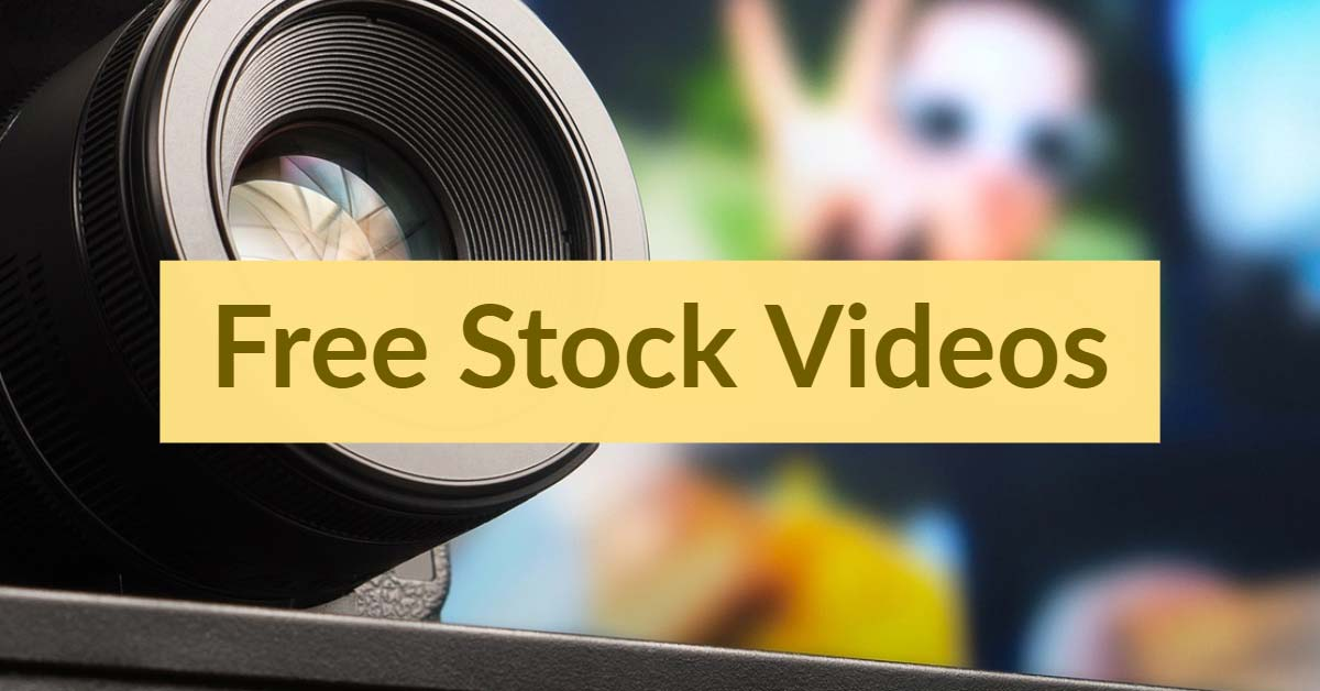 The Biggest List Free Stock Videos Sites