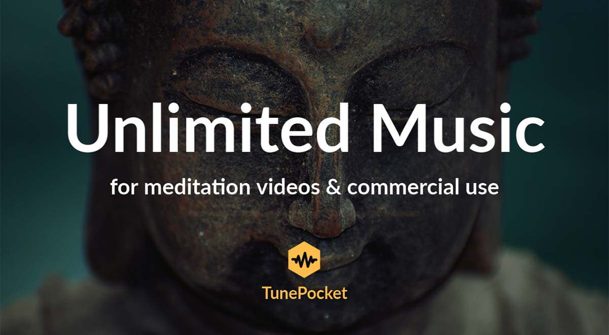 Unlimited Music For Meditation Videos And Commercial Use