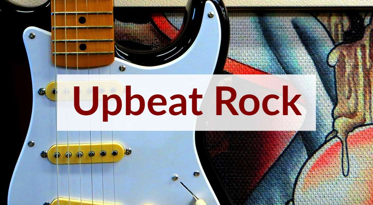 Upbeat Rock Royalty Free Music For VIdeos