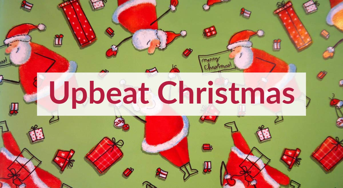 Upbeat Royalty Free Christmas Music