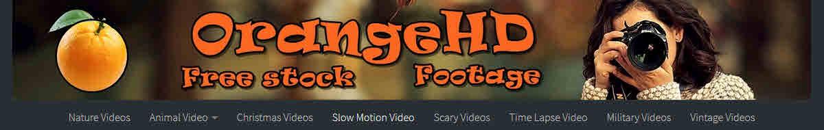 orangehd free hd stock footage