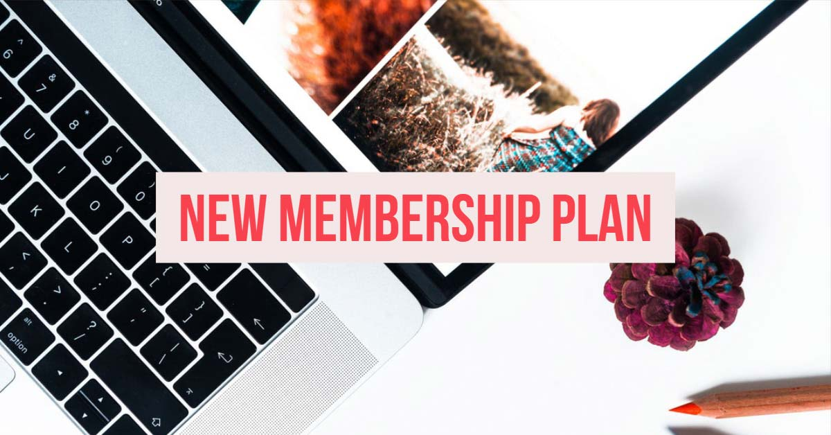 pay as you go new membership plan