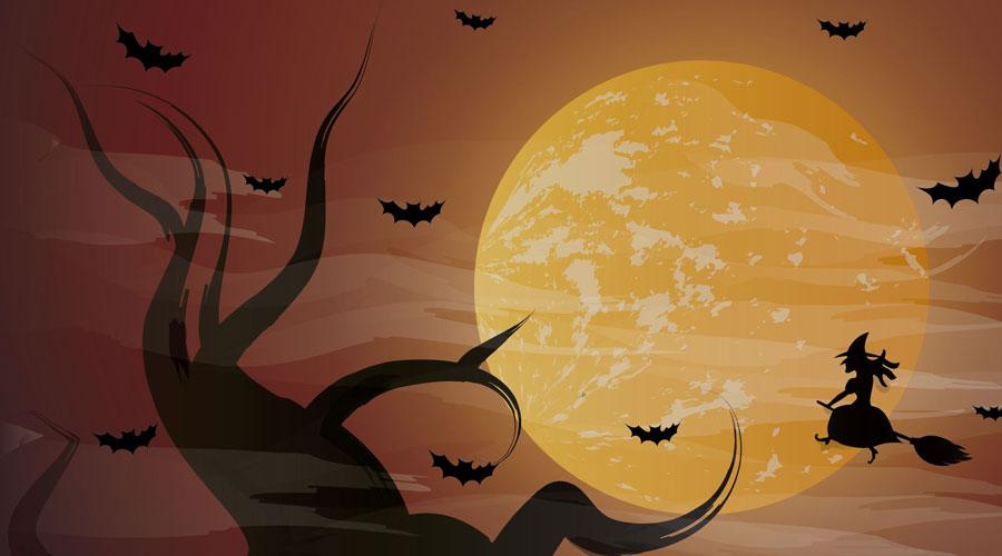 spooky halloween royalty free music playlist